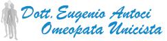 Eugenio Antoci, Medico Omeopata Logo